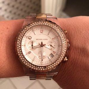 Michael Kors MK5323 rose gold watch